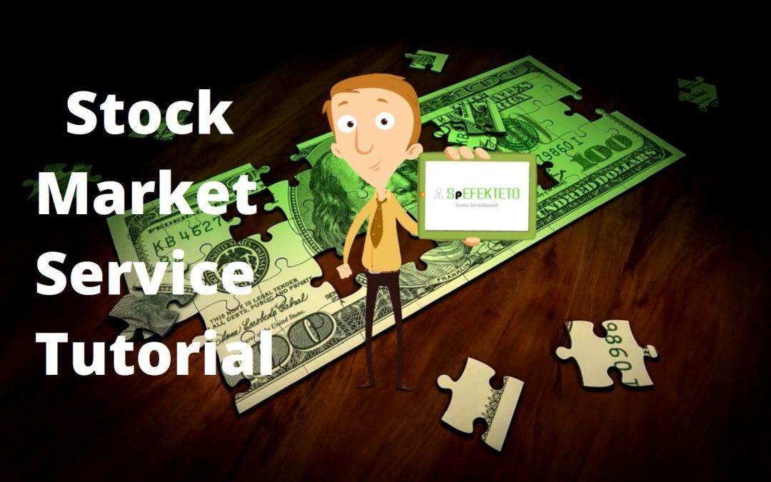 Részvénybefektetés Tutorial – Hogyan építs vagyont a SpEFEKTETO-vel!